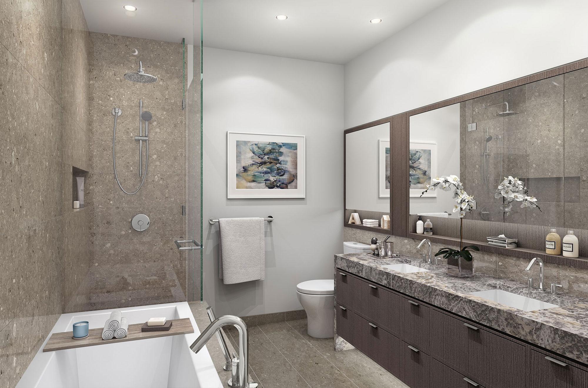Bathroom Scheme 1