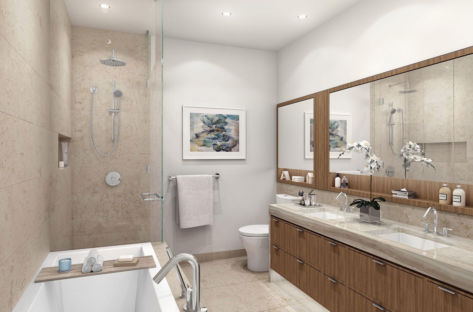 Bathroom Scheme 2