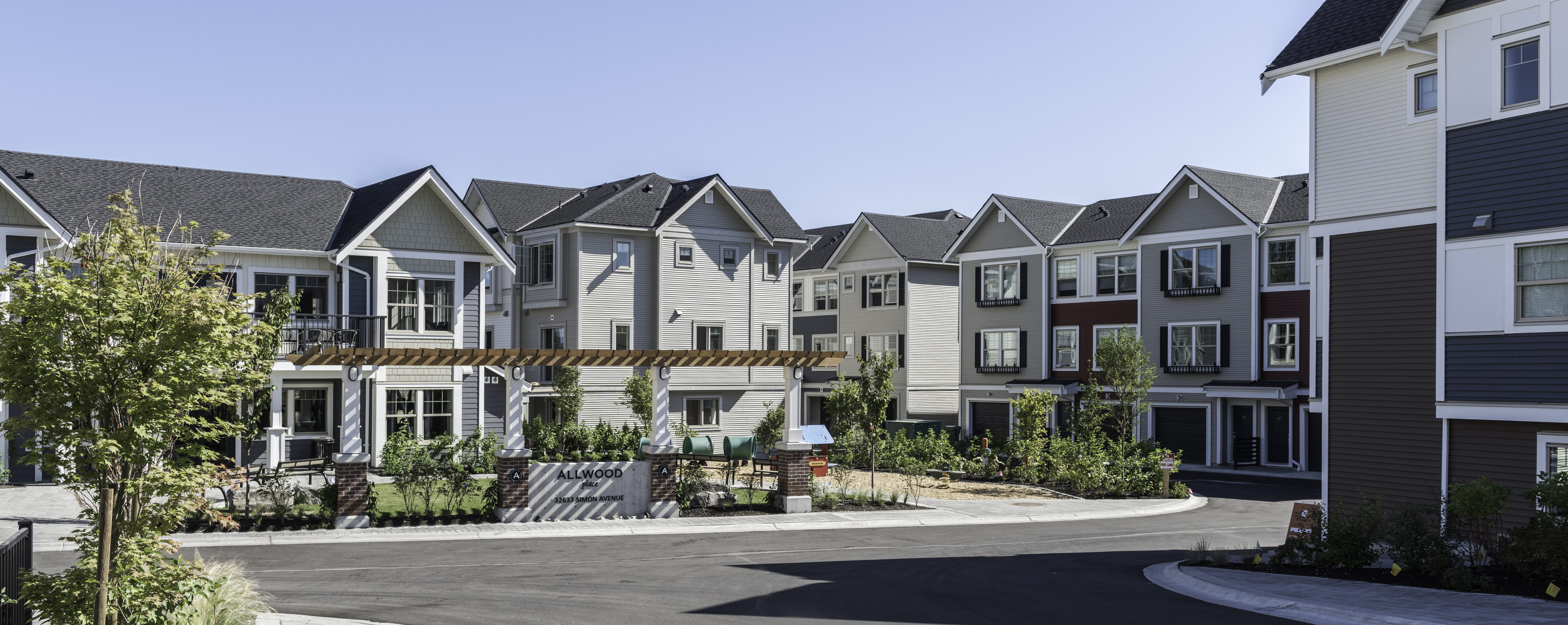 Allwood Place   Abbotsford   Onni Group