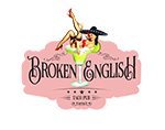 Broken English Taco Pub - Logo