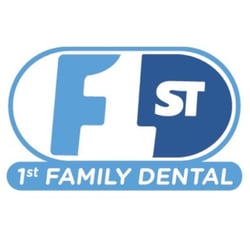 1st Family Dental - Logo