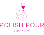 Polish and Pour - Logo
