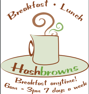 Hashbrowns - Logo