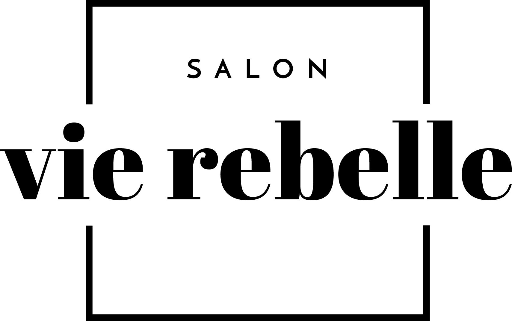 Salon Vie Rebelle - Logo