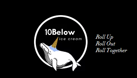 10Below Ice Cream - Logo