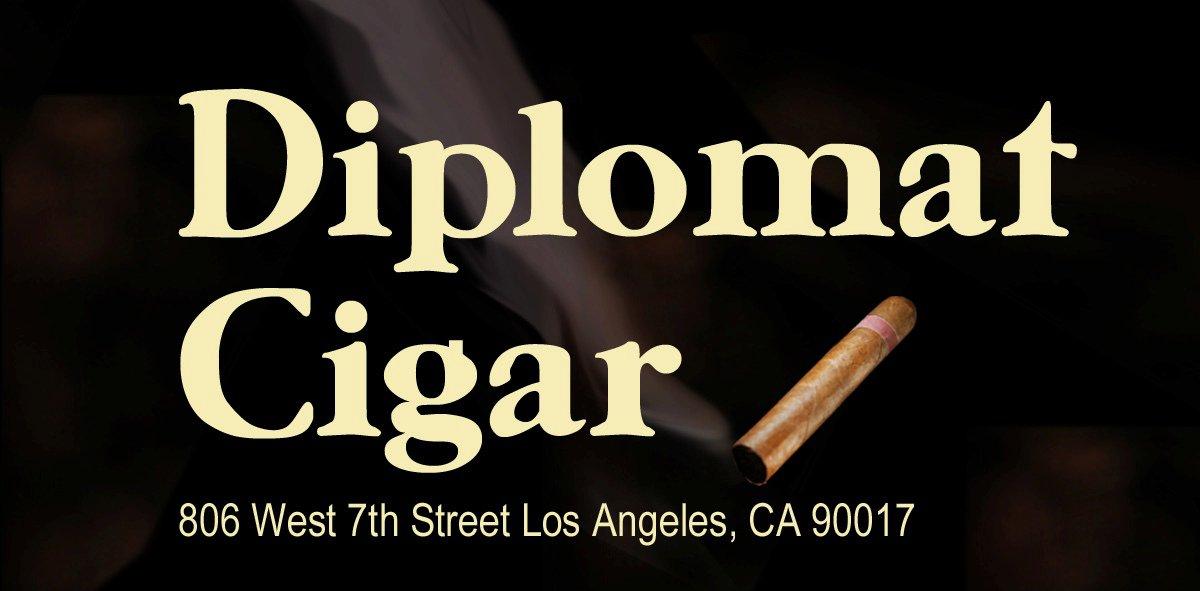 Diplomat Cigars - Logo
