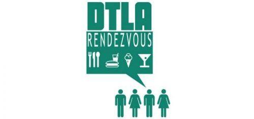 DTLA Rendezvous - Logo