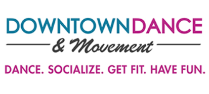 DownTown Dance and Movement - Logo