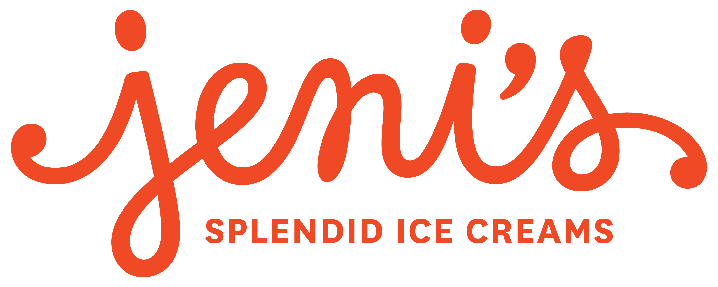 Jeni's Splendid Ice Cream - Logo