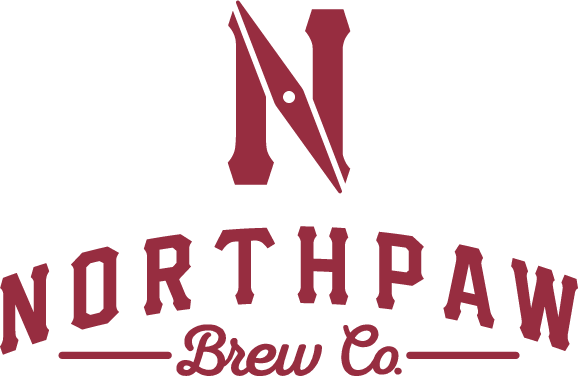North Paw Brew Co. - Logo