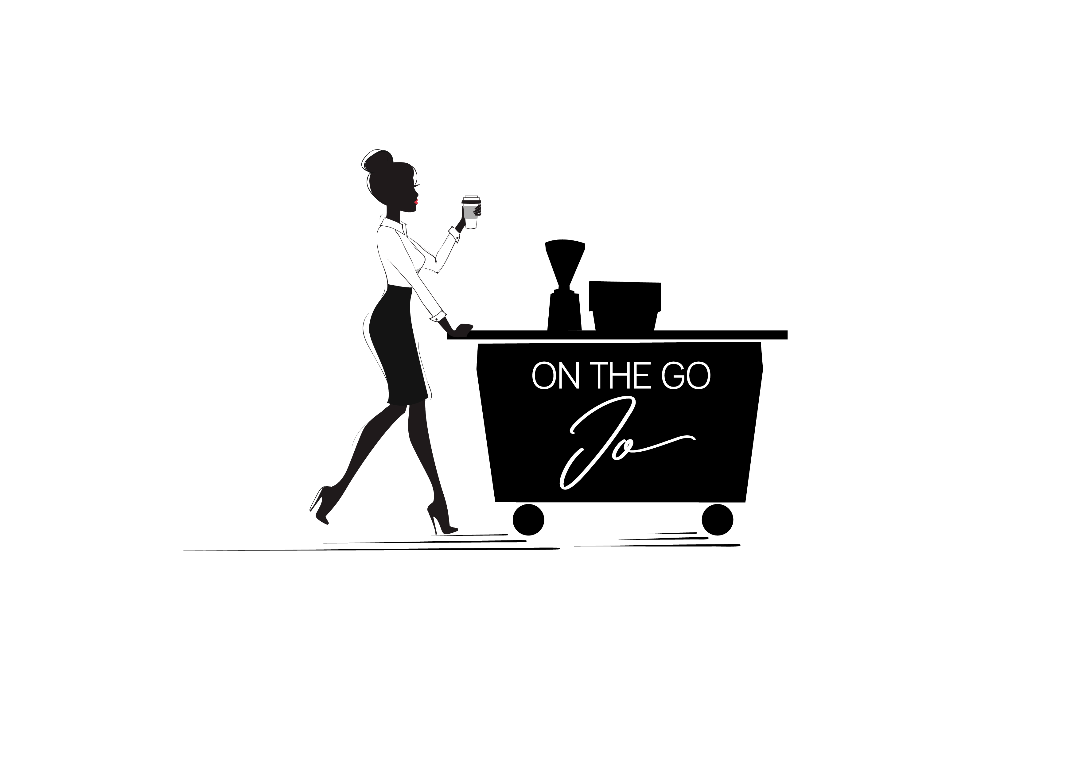 On The Go Jo Coffee - Logo