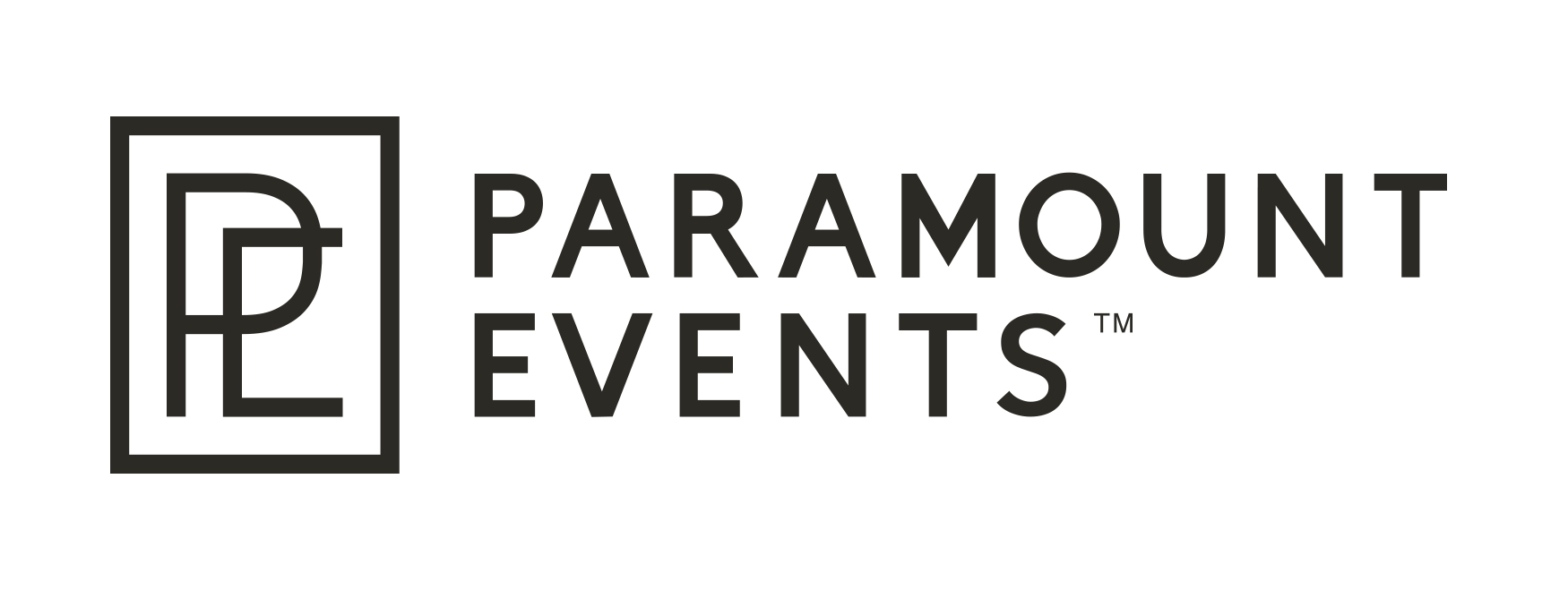 Paramount Events - Logo