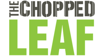 The Chopped Leaf - Logo