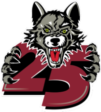 Chicago Wolves - Logo