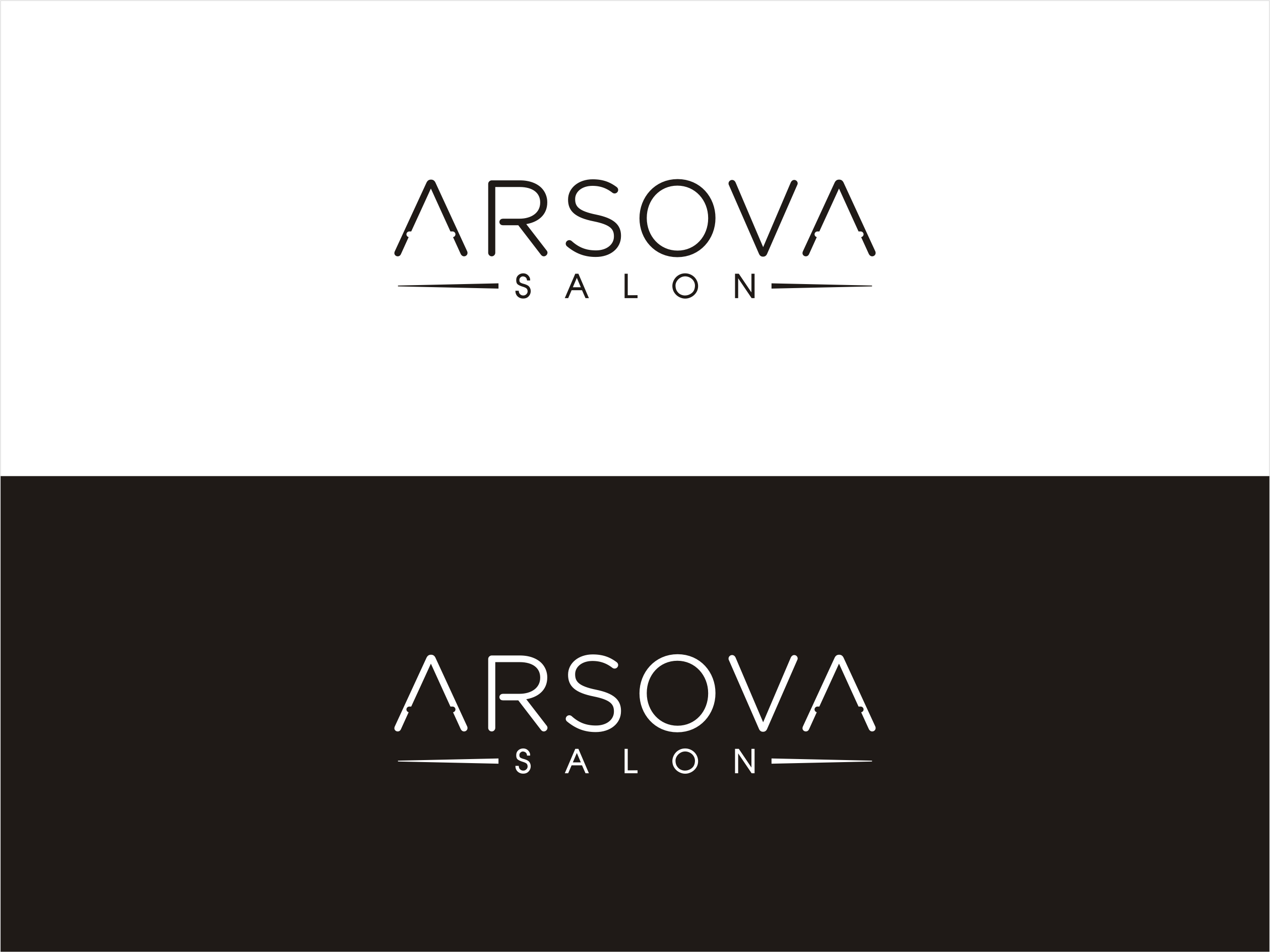 Arsova Salon - Logo