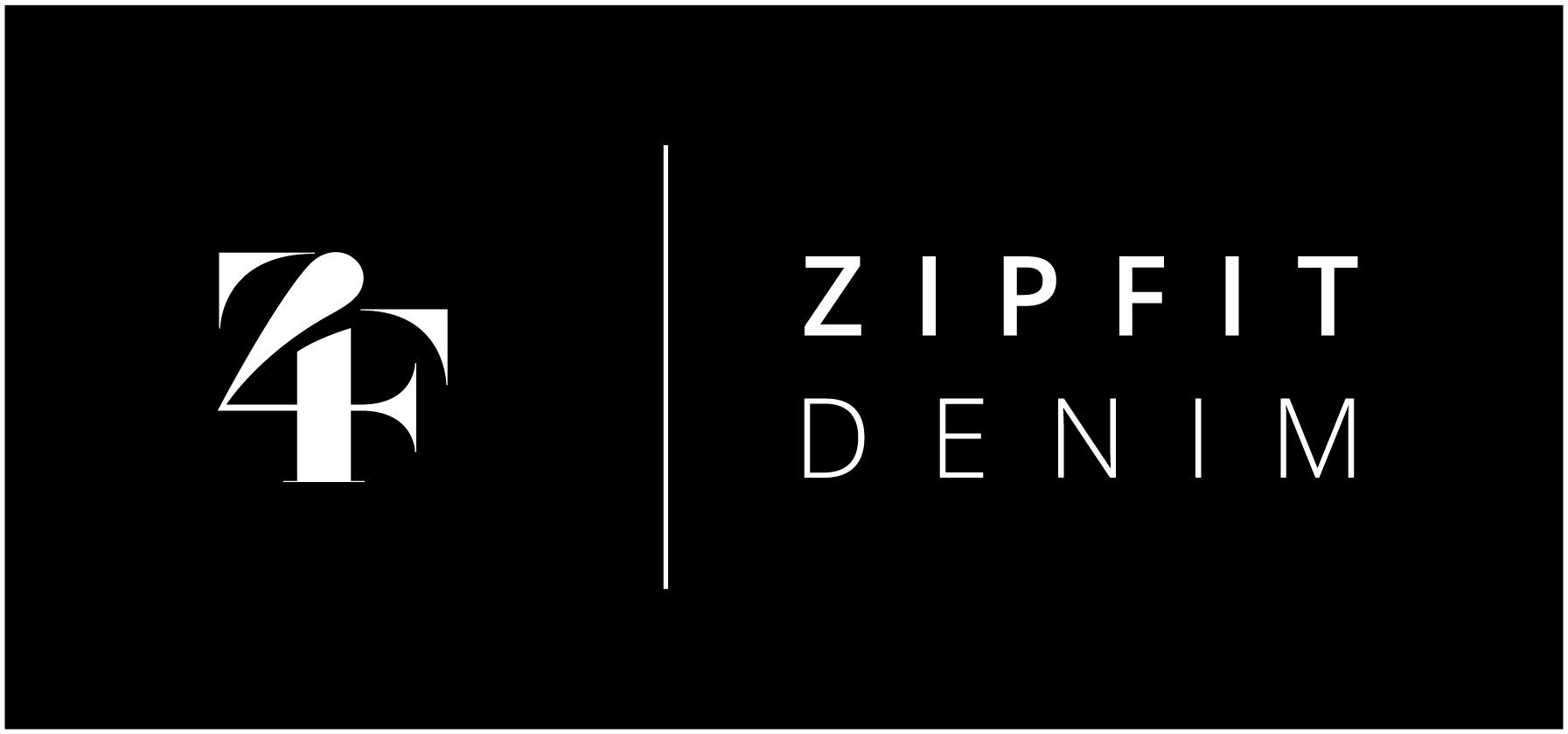 ZipFit Denim - Logo
