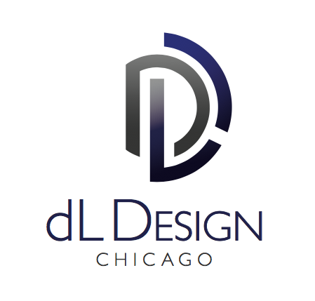 dL Design Chicago - Logo