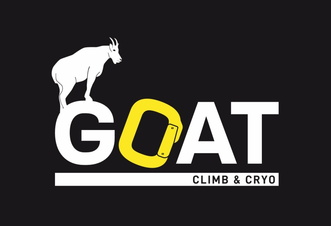 GOAT Climb and Cryo - Logo