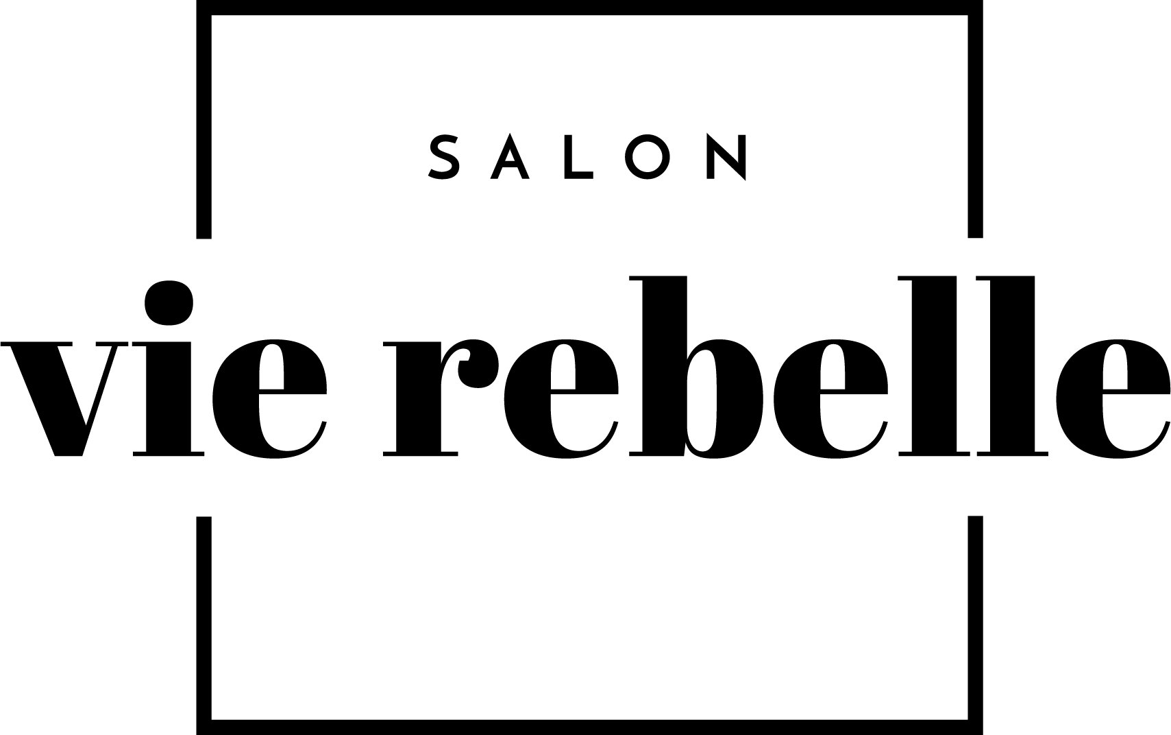 Salon Vie Rebelle - Logo