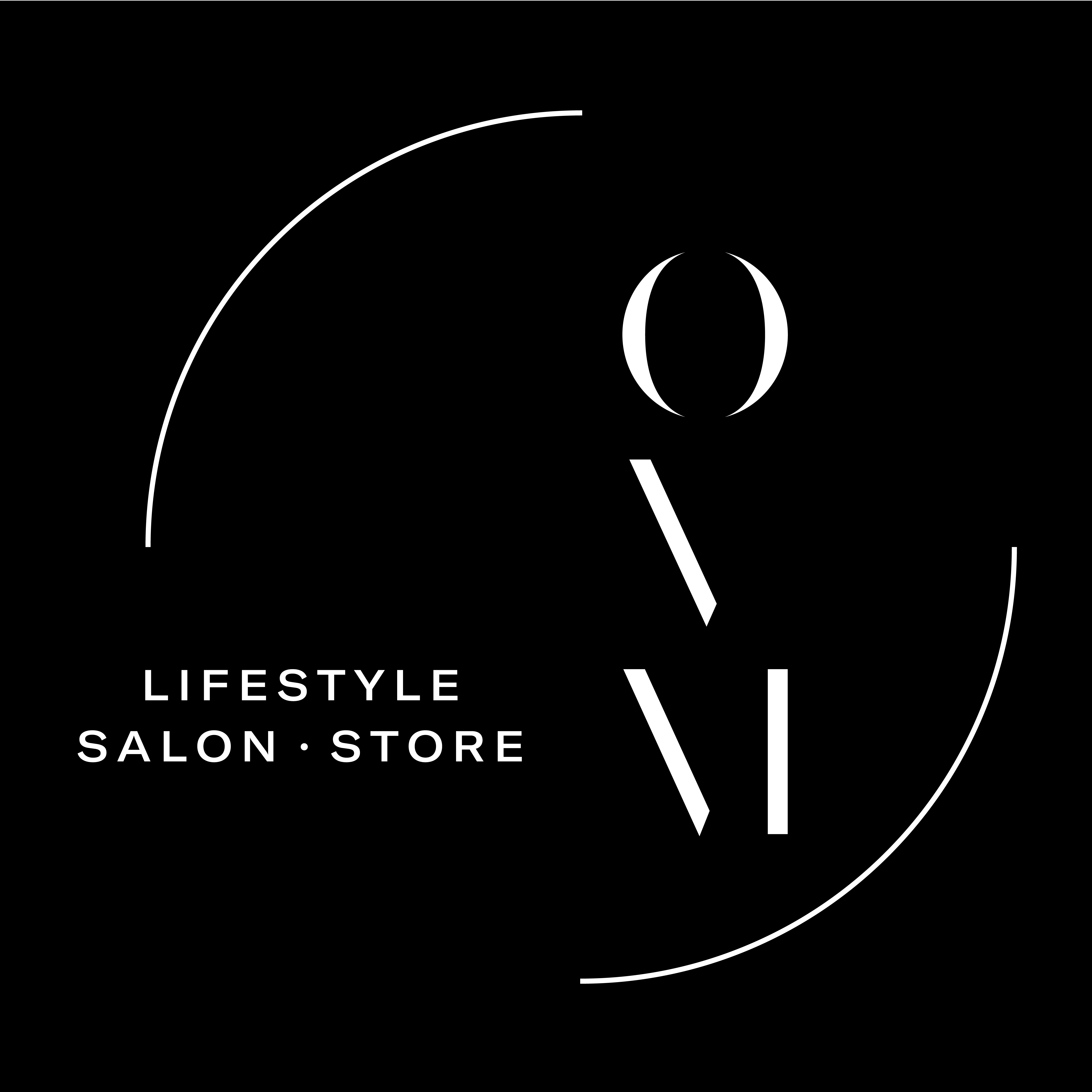 OVM Lifestyle Salon - Logo