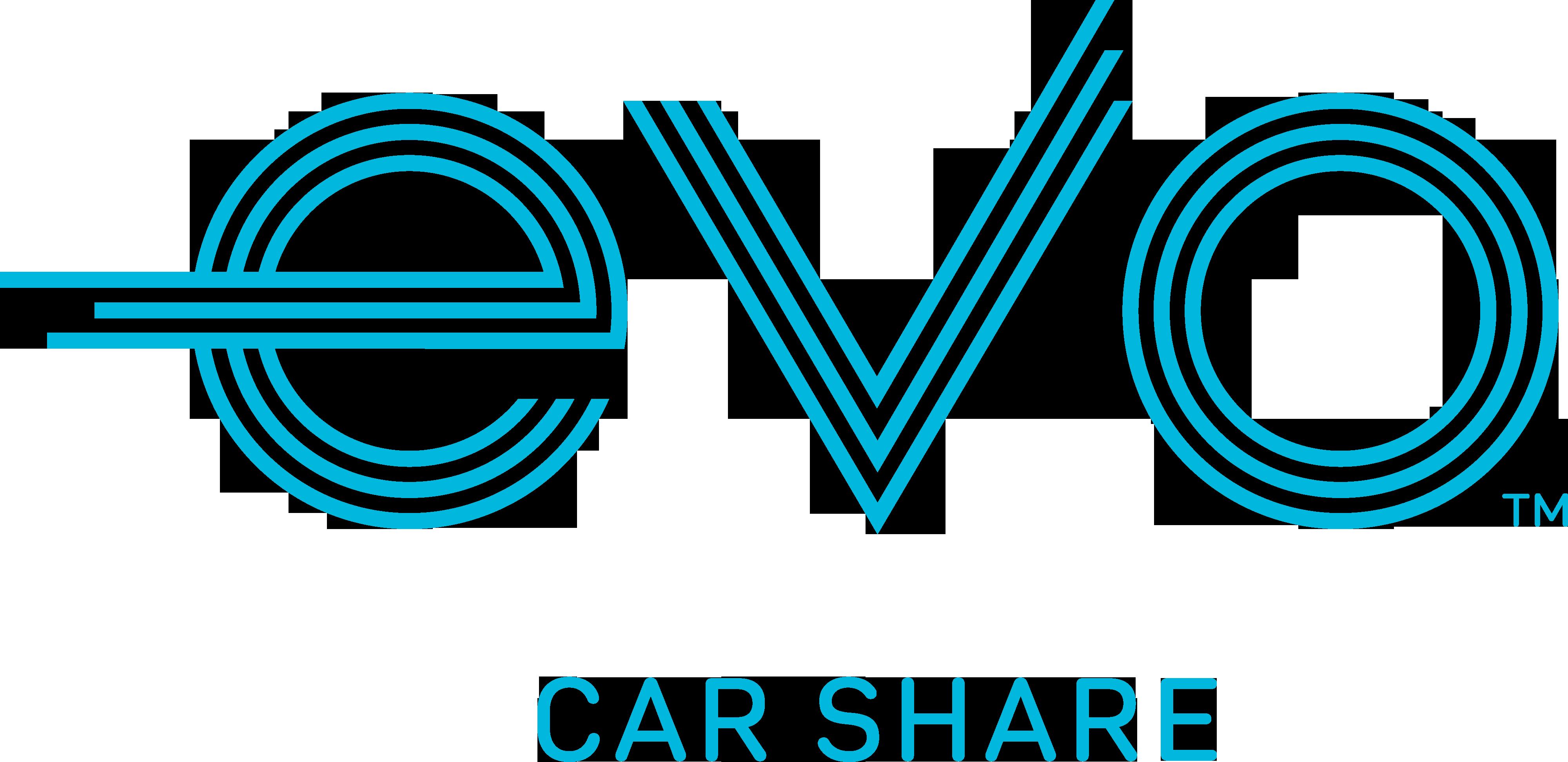 Evo Car Share - Logo