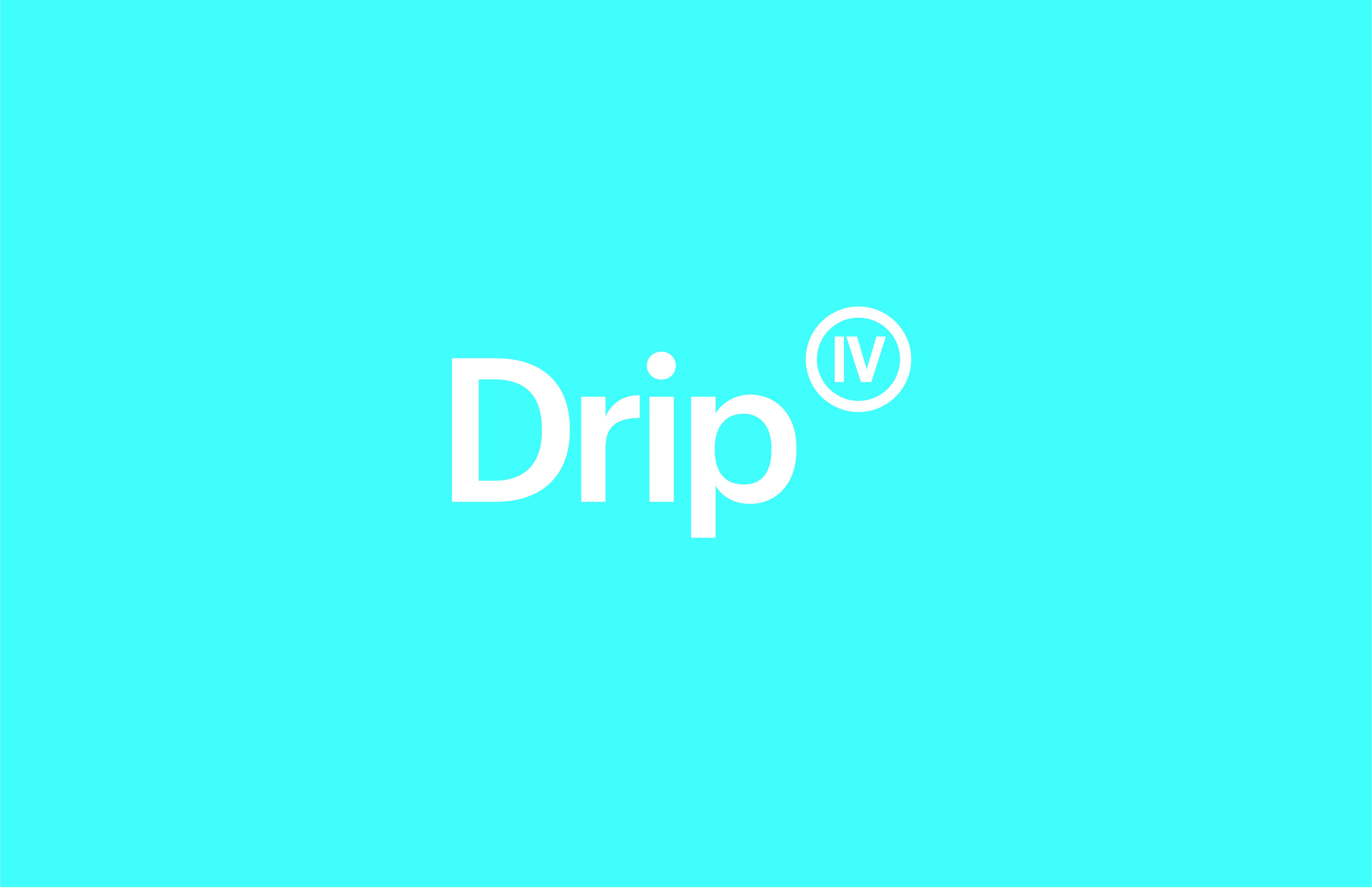 Drip IV Therapy + Mobile - Logo