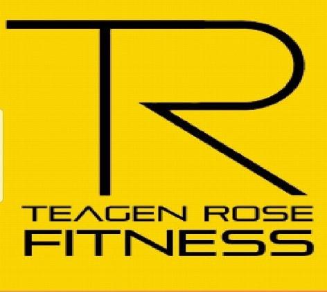 Teagan Rose Fitness - Logo