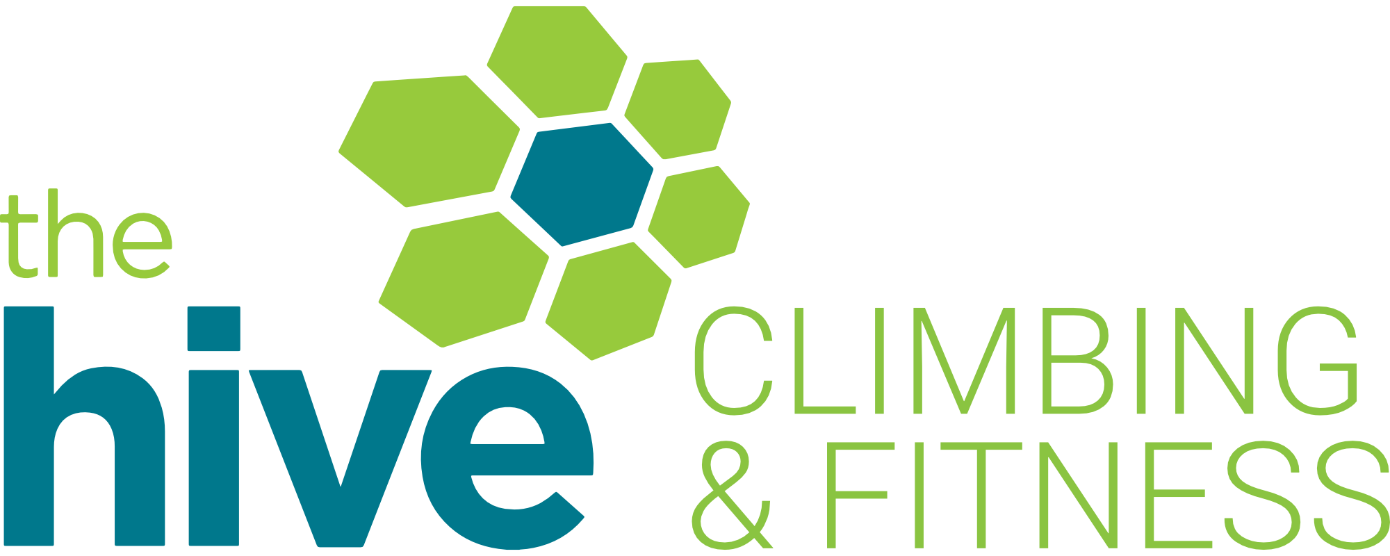 The Hive Climbing & Fitness - Logo