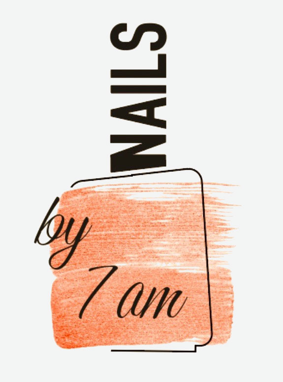 7am Nails - Logo